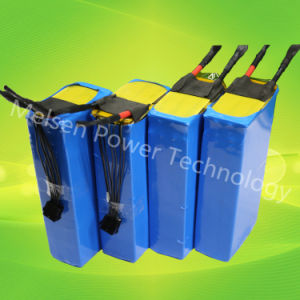 24V Soft-Pack Lithium Ion Battery Pack for Golfcart Wheelchair Agv pictures & photos