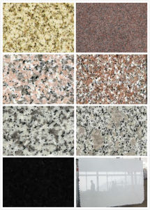 Granite Stone Floor Tile Stairs Outside (BF-0627-03)