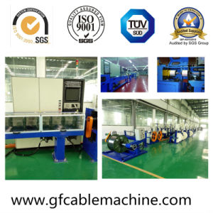 Outdoor Optical Cable Loose Tube Sz Stranding Machine pictures & photos