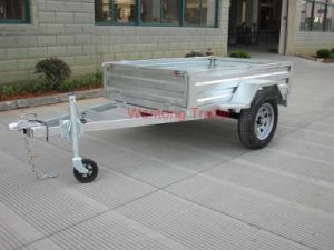 Galvanized Trailer (WT-B64)