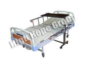 NFC 011 Medical Double-Function Bed (Manual) pictures & photos