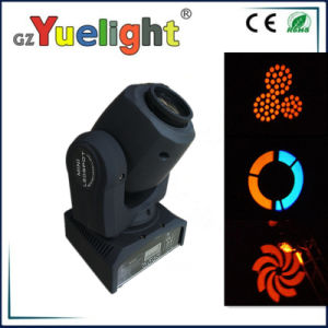 RGBW Full Color 10W Mini Moving Head LED Spot Light pictures & photos