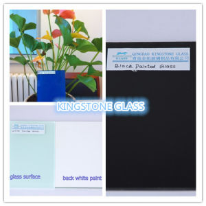 2mm-12mm Painted Glass