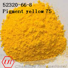 [52320-66-8] Pigment Yellow 75 pictures & photos