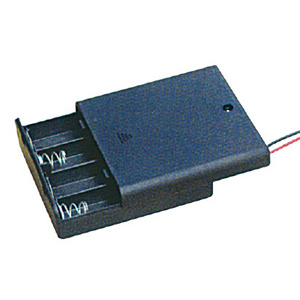 4p Battery Holder/Box (BH036) pictures & photos