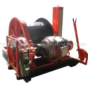 Mine Winch (Hoist) for Lifting Materials Shaft Platform pictures & photos