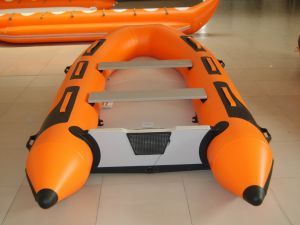 Sail PVC Inflatable Boat 3.6m pictures & photos
