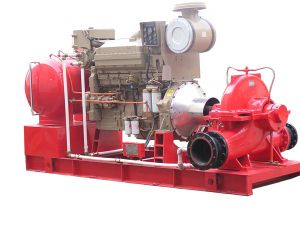 Diesel Engine Fire Pump (XBC) pictures & photos
