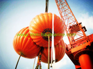 50t Davit and Crane Water Filled Proof Load Testing Bags pictures & photos