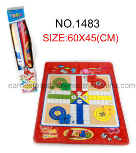 Medium-Sized Ludo Chess Mat 60*45cm Q0082668