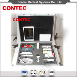 Portable Clinic Medical Device Multi-Parameter Intergrated Diagnostic Systems-Telemedicine pictures & photos