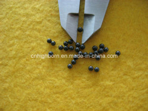 Wear Resistance Black Silicon Nitride Ceramic Ball pictures & photos