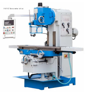 Universal Knee-Type Milling Machine (XN5036T) pictures & photos