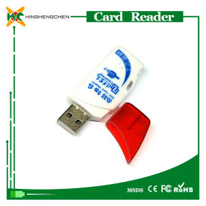 Hot Memory Card SD/TF Card Reader pictures & photos