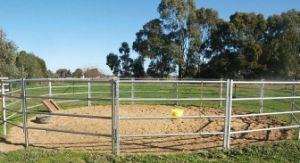 Hot Dipped Galvanized Sheep Fence Panel/Canada Welded Fence Panel/Metal Livestock Farm Fence Panel pictures & photos