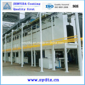 Powder Coating Painting Line / Equipment / Machine of Pretreatment pictures & photos