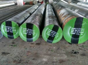 Forged Steel Round Bar, Peeled Solide Steel Bar 42CrMo4 pictures & photos