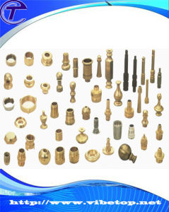 Dvanced CNC Machine Parts with Plating and High Quality pictures & photos