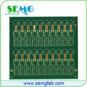 Rigid Flex 3 Printed Circuit Board pictures & photos