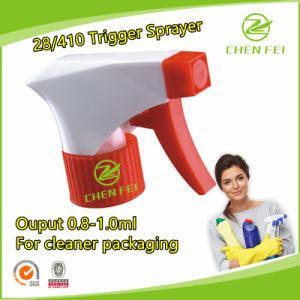 28/410 Closure Output 1.0ml Plastic Trigger Sprayer for Cleaner