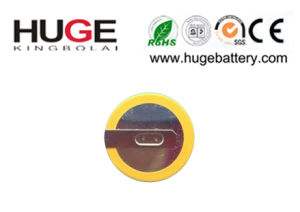 3V 240mAh Lithium Metal Button Cell battery Cr2032 pictures & photos