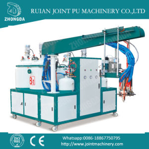 PU Soles Moulding Foaming Machine pictures & photos