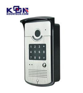 Video Door Phone with Camera Factory Door Phone Knzd-42 Kntech pictures & photos