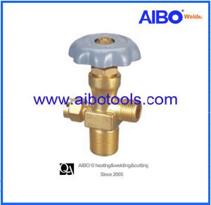 Movable Flap Type Valve for CO2 Cylinder -Cga320 pictures & photos
