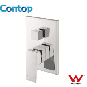 Watermark &Wels Square in Wall Faucet Shower Tap Diverter pictures & photos