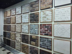 Man Made Sandstone Made of Concrete pictures & photos