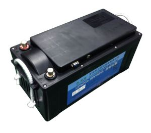 Deep Cycle 24V 65ah LiFePO4 Battery for Engine Starting pictures & photos