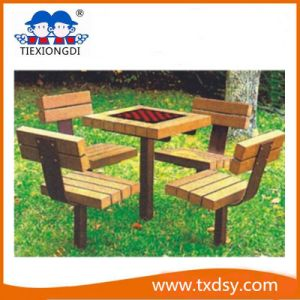 Good Quality Wooden Patio Furniture pictures & photos