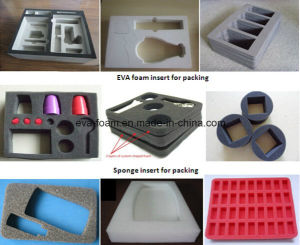Custom Die Cut off EVA EPE Songe Tool Gifts Box Foam Insert pictures & photos