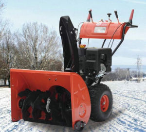 "9HP 28"" Gasoline Snow Thrower pictures & photos"