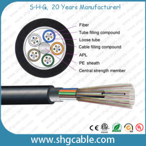 Outdoor Multi Loose Tube Fiber Optic Cable (GYTA) pictures & photos