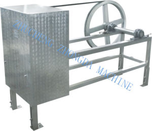 Stainless Steel Structure Rabbit Skin Pulling Machine pictures & photos