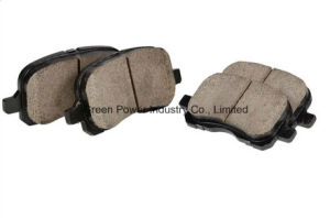 Super Quality Disc Brake Pad with Ceramic Material pictures & photos