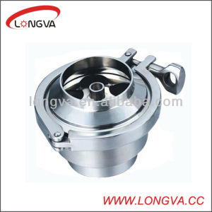 Sanitary Stainless Steel Nrv Check Valve Hydraulic Valve pictures & photos