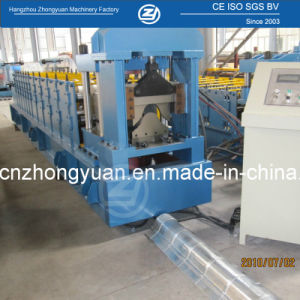 Ridge Cap Steel Cold Roll Forming Machine pictures & photos