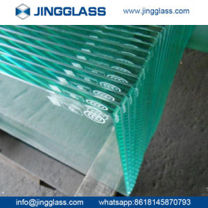 Customized Safety Construction Tempered Toughened Flat Sheet Glass Window Door pictures & photos