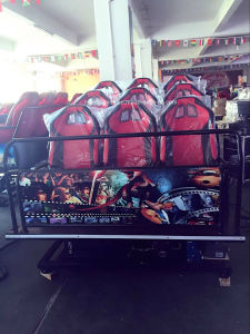 5D Cinema Theater for Sale with High Quality and Competitive Price Electric Hydraulic System pictures & photos