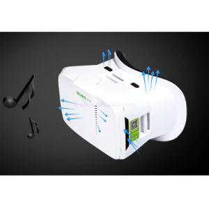 Optical Lens Headset Virtual Reality Vr Box/Case Movie/Book/Photo/Game 3D Glasses for Smart Phone 4.7-6 Inch pictures & photos