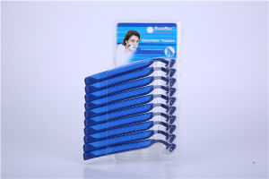 10PCS Per Card Stainless Steel Blade Razor pictures & photos