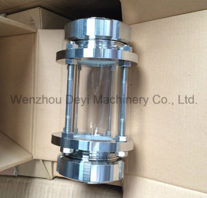 304/316L Sanitary Welded Straight Sight Glass (DY-SF801) pictures & photos