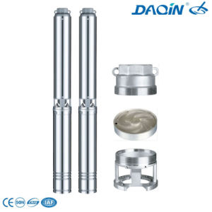 4st Electric Stainless Steel Submersible Pump (4ST2-14 0.75KW) pictures & photos