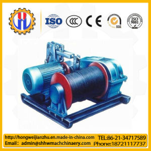 Micro Winch Electric Hoist\Construction Hoist /DC Electric Winch 5000lbs pictures & photos
