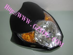 Yog Motorcycle Spare Parts Head Light and Fairing Titan 150es pictures & photos