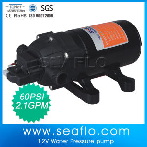 100psi High Pressure Industrial DC Solar Water Pump pictures & photos