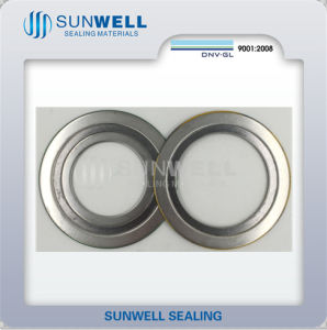 Sunwell Standard Spiral Wound Gasket with Outer Ring Cg Type pictures & photos