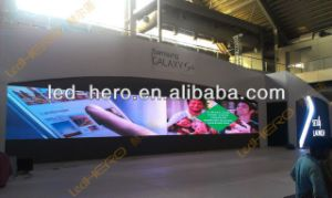P5.208 Indoor Section Aluminum LED Rental Screen with Flight Case